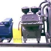 Компрессорная установка, компрессор промышленный воздушно универсальный 4 ву фото