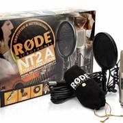 Студийный микрофон Rode NT2-A цена 8780 фото