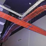 Монтаж кабель-ростов фото