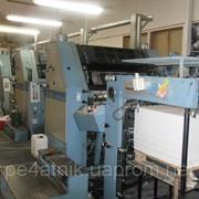 Печатная машина Roland RFK фото