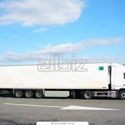 Перевозка грузов, которым необходим терморежим фото