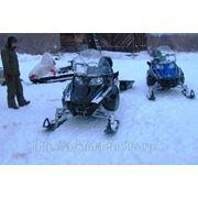 Снегоходные сафари фото