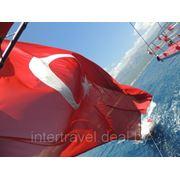Туры в Турцию! Незабываемый отдых на побережьях Средиземного и Эгейского морей. фото
