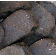 Торфяное топливо. фото