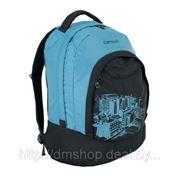 Рюкзак Campus Uster 20 (цвет: turquoise \ black) фото
