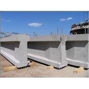Балки таврового сечения с ненапрягаемой арматурой для автодорожных мостов Б 1-12-4 нб фото