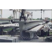 Балки таврового сечения с ненапрягаемой арматурой для автодорожных мостов Б 2-18-3 са фотография