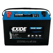 Аккумулятор EXIDE Dual AGM EP900 фото
