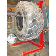 Продажа монтаж ремонт и восстановление шин для индустриальных машин