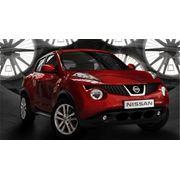 Автомобиль Nissan Juke фото
