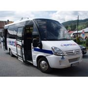Микроавтобусы Iveco First 2013 фото