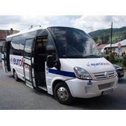 Микроавтобусы Iveco First 2013 фото