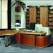 """Набор офисной мебели """"Виктория Люкс 4"""" фото"""