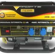 Аренда, прокат однофазного бензинового генератора 2,5кВт/220В фото