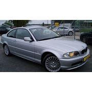Автомобиль BMW 318 Ci Coupe Sportpakett 2001