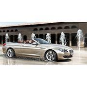 Автомобиль BMW 6 серии Кабриолет фото