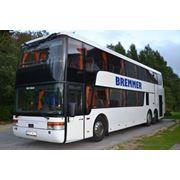 Автобусы междугородные туристические Van Hool T924 Astromega 2000 фото