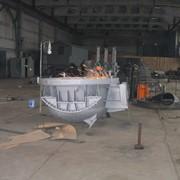 Запасные части для дуговых сталеплавильных печей (ДСП) емкостью от 0,5 до 25 т фото