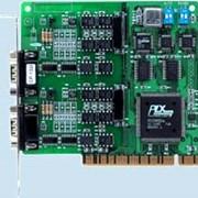 CP-132IS изолированная двухпортовая плата интерфейсов RS422/485 (MOXA) фото