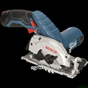 Циркулярная пила Bosch GKS 10.8 V-LI Professional (06016A1000) фото