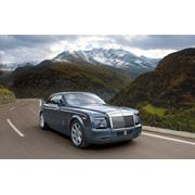 Автомобиль Rolls Royce Phantom Drophead Coupe 67l 333kW