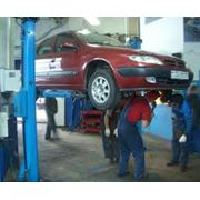 Услуги по ремонту транспортных средств фото