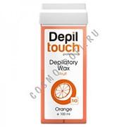 Depiltouch Depiltouch Воск Апельсин (Теплые воски в картридже) 87017 100 мл фото