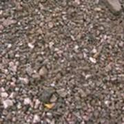 Смесь щебеночно-песчаная. фото