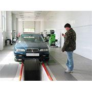 Технический осмотр легковых автомобилей фото