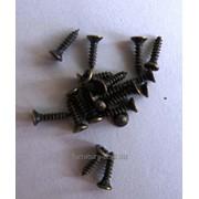 Шурупы старая латунь 2.5х10 (100грамм) фото