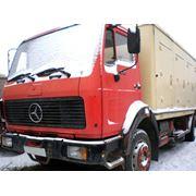 Запчасти к грузовым автомобилям Scania Mercedes-Benz Volvo фото