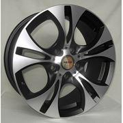 Автомобильные диски литые W16X7 5X112 ET40 57.1 E184 MB MATT RACINGLINE фото