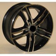 Диски колесные SPARE PART A18X8 5X112 ET35 66.45-66.5 BK114 (ZE587) MB RWR AUD фото