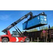 Доставка грузов оборудования по морю фото
