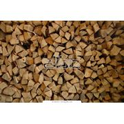 Дрова колотые для каминов саун фото