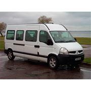 Аренда микроавтобуса Renault фото