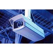 Установка охранной сигнализации фотография