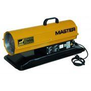 Дизельная тепловая пушка Master B 35 CED 10 кВт фото