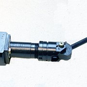Кран тормозной УГА2.05.02.000 фото