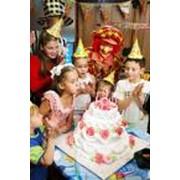 """Организация дня рожденья ребенка в парке """"Дино"""" фото"""