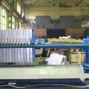 Фильтр-пресс ЧМ 10/30-630 х 630 МБ для заводов цветной металлургии, пр-во НПК - Восточная Украина (Украина). фото