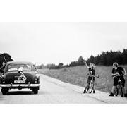 Аренда свадебных автомобилей фотография