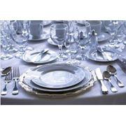 Аренда банкетной посуды в Курске фото