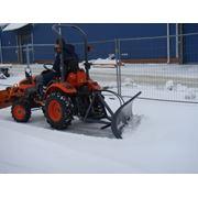 Снежная лопата TBS-150 фото