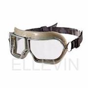 Очки защитные закрытые с прямой вентиляцией ЗП1 PATRIOT фото