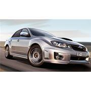 Автомобиль WRX STI Subaru фото
