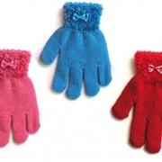 Перчатки из шерсти R-010 фото