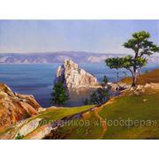Картина из коллекци «Золотой Байкал» фото