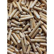 Топливные гранулы (пеллеты) фото
