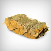Дрова колотые для каминов саун бань и мангалов фото
